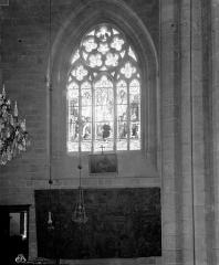 Eglise Notre-Dame-de-Nantilly - Verrière