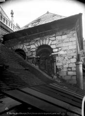 Ancienne abbaye Saint-Martin-des-Champs, actuellement Conservatoire National des Arts et Métiers et Musée National des Techniques - Clocher : Partie supérieure