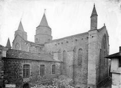 Eglise Saint-Junien - Ensemble sud-est
