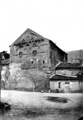 Baptistère Saint-Jean - Vue d'ensemble