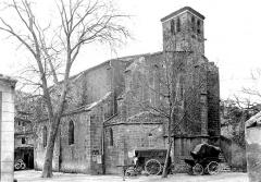 Eglise paroissiale Saint-André - Ensemble sud-est