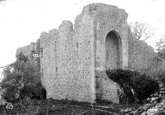 Commanderie de Saint-Martin (restes de l'ancienne) - Ensemble extérieur du château