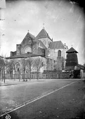 Ancienne Cathédrale Sainte-Marie (église Notre-Dame) - Ensemble sud-ouest