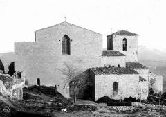 Eglise Saint-Pierre-aux-Liens - Façade sud