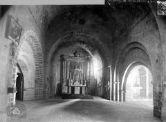 Eglise Notre-Dame-du-Bon-Voyage - Vue intérieure du choeur