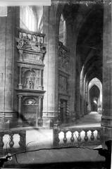 Cathédrale Sainte-Marie - Vue intérieure du déambulatoire