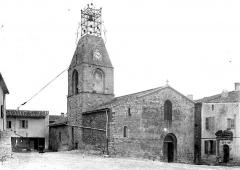 Eglise du Vieux-Canet - Ensemble nord-ouest