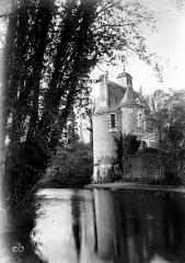 Château du Bec-Crespin - Vue d'ensemble