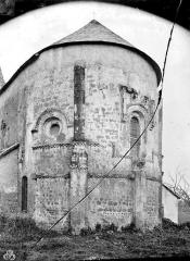 Ancienne abbaye de Saint-Papoul - Abside