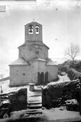 Eglise Notre-Dame-de-la-Merci - Ensemble ouest