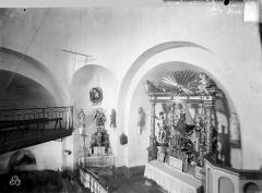 Eglise Notre-Dame-de-la-Merci - Vue intérieure du choeur