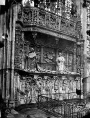 Ensemble archiépiscopal - Tombeau des cardinaux d'Amboise