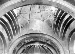 Eglise de la vieille Major (ancienne cathédrale) - Vue intérieure de la coupole