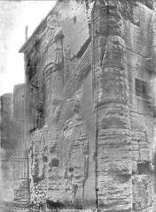 Arc romain dans l'enceinte du Palais de Justice - Façade sud