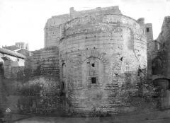 Thermes, anciennement dits Palais de Constantin - Rotonde