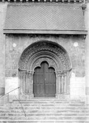Eglise Saint-Valérien - Portail