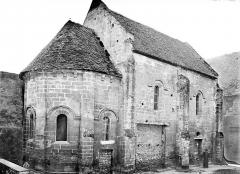 Chapelle Saint-Loup - Ensemble nord-est