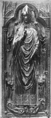 Cathédrale Notre-Dame - Statue funéraire d'Evrard de Fouilloy