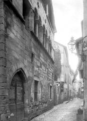 Hôtel des Monnaies - Façade sur rue