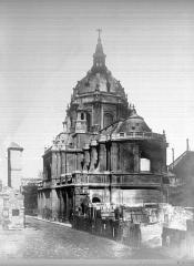 Sorbonne (La) - Chapelle : Ensemble est