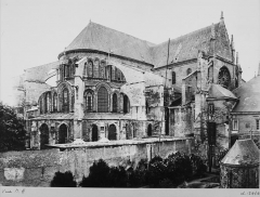 Eglise Saint-Rémi - Ensemble nord-est