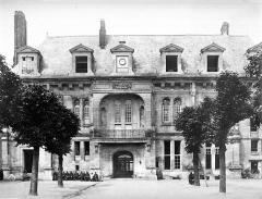 Château - Façade principale