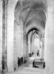 Eglise Notre-Dame-de-l'Assomption - Vue intérieure du bas-côté