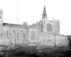 Eglise Saint-Nazaire - Ensemble sud