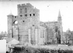 Eglise Saint-Nazaire - Ensemble sud-ouest