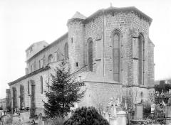 Eglise Sainte-Agathe - Ensemble sud-est