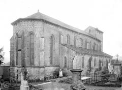 Eglise Sainte-Agathe - Ensemble nord-est