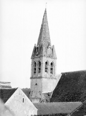 Eglise Saint-Martin - Clocher