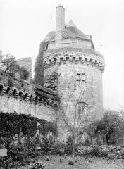 Anciens remparts - Tour du Connétable