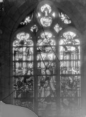 Eglise Saint-Nicolas - Vitrail