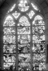 Eglise Saint-Nicolas - Scènes légendaires