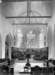Eglise Notre-Dame - Vue intérieure du choeur