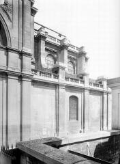 Sorbonne (La) - Façade sud : Partie est