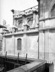 Sorbonne (La) - Façade sud : Partie ouest