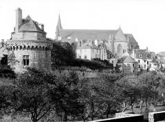 Cathédrale Saint-Pierre - Vue générale prise du sud