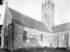 Eglise - Angle sud-ouest