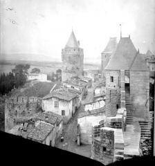 Cité de Carcassonnne - Lices au sud-est