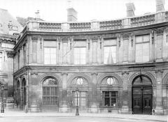 Palais de l'Institut (ancien collège des Quatre-Nations) - Aile gauche