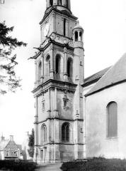 Eglise Saint-Patrice - Clocher