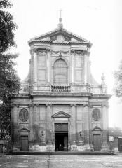 Eglise Notre-Dame ou de la Gloriette - Façade ouest