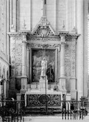 Cathédrale Saint-Etienne - Vue intérieure de la chapelle de la Vierge