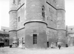 Château de Vincennes et ses abords - Donjon : Partie inférieure