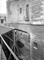 Château de Vincennes et ses abords - Donjon : Partie inférieure et 1er étage