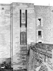Château de Vincennes et ses abords - Poterne, à l'ouest