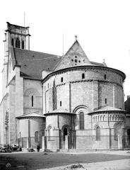 Cathédrale Saint-Caprais - Abside et transept sud