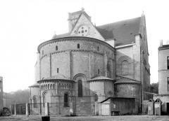 Cathédrale Saint-Caprais - Abside et transept nord